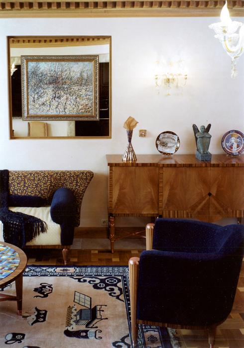 Фото № 17970 гостиная  Квартира