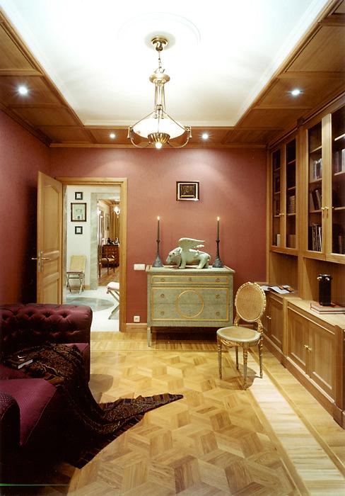 интерьер кабинета - фото № 17974