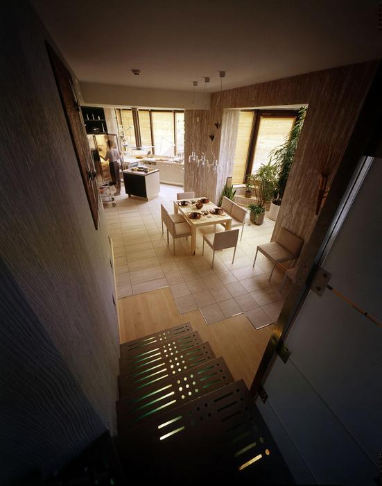Квартира. кухня из проекта , фото №17975