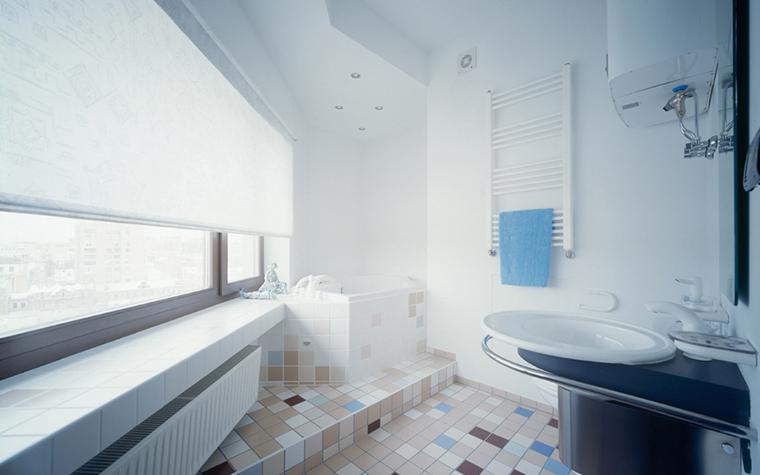 Фото № 20391 ванная  Квартира