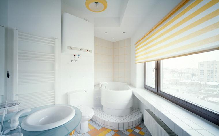интерьер ванной - фото № 20392