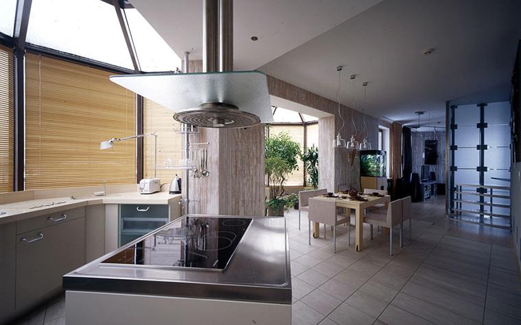 Квартира. кухня из проекта , фото №17977
