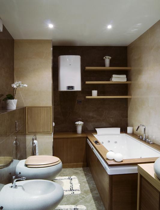 интерьер ванной - фото № 18053