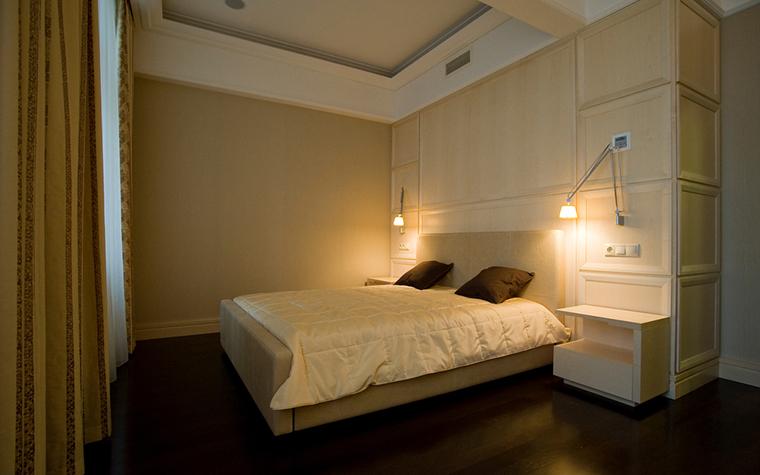 Квартира. спальня из проекта , фото №18243