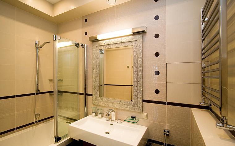 Квартира. ванная из проекта , фото №18247