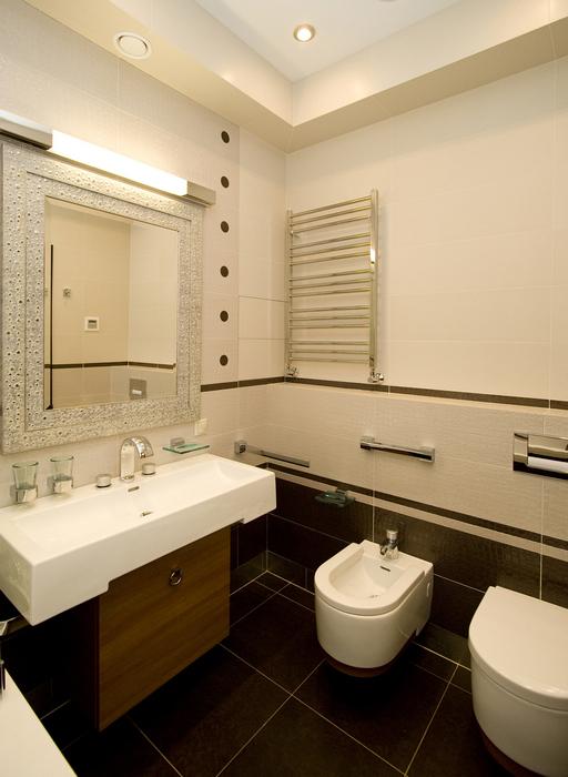 Квартира. ванная из проекта , фото №18248