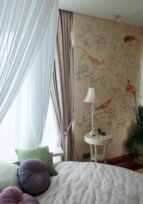 интерьер спальни - фото № 18350