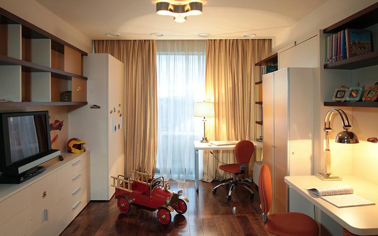 Квартира. детская из проекта , фото №18353