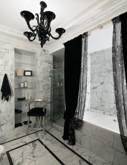 Квартира. ванная из проекта , фото №18354