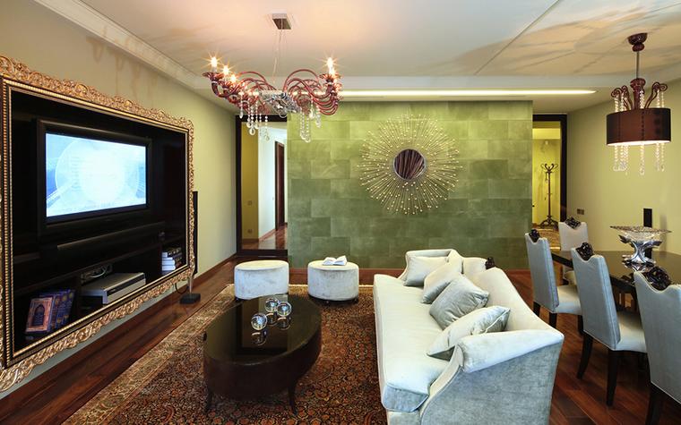 интерьер гостиной - фото № 18343