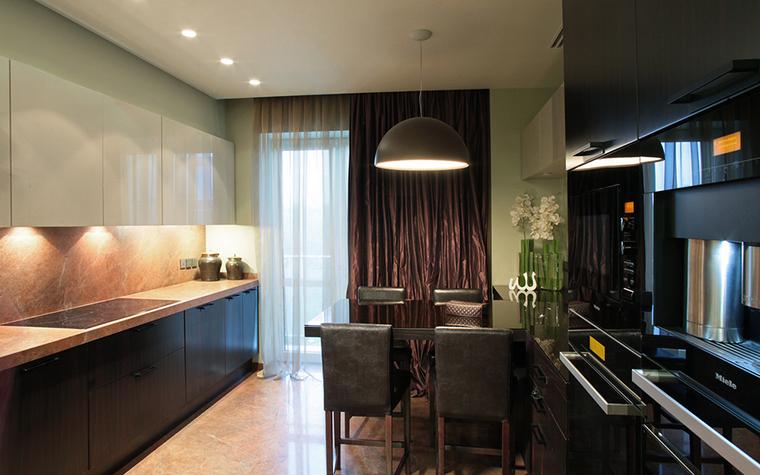 Квартира. кухня из проекта , фото №18345