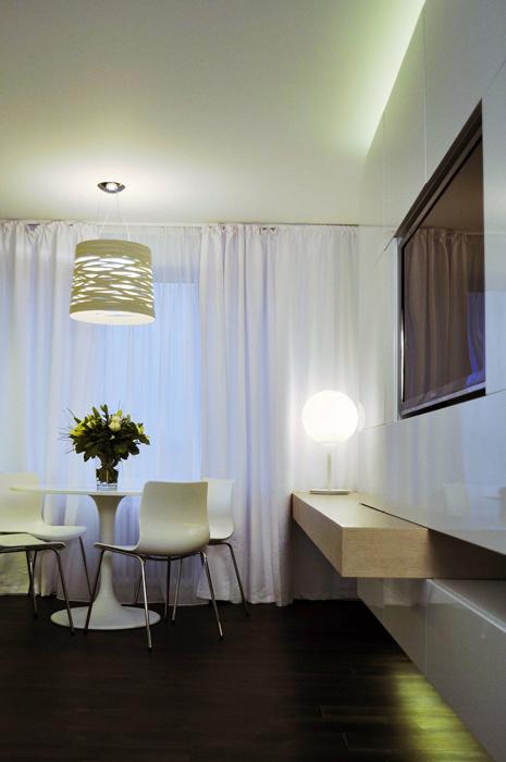 интерьер гостиной - фото № 18390