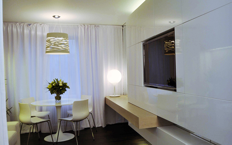 Квартира. гостиная из проекта , фото №18392
