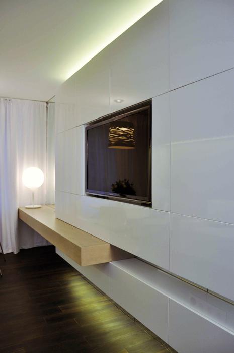 Квартира. гостиная из проекта , фото №18393