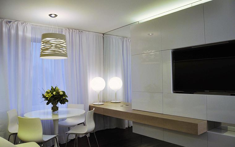 интерьер гостиной - фото № 18394