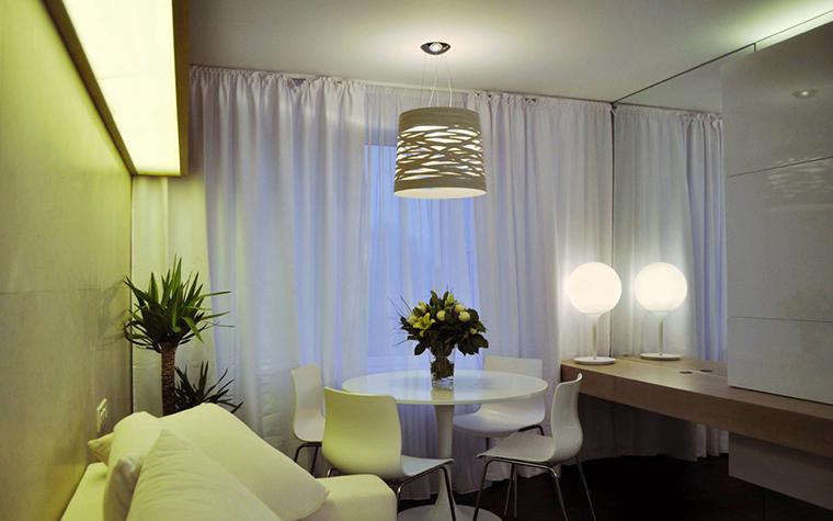 интерьер гостиной - фото № 18395