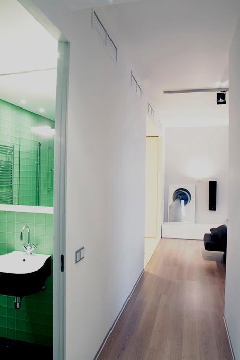 Квартира. холл из проекта , фото №18430