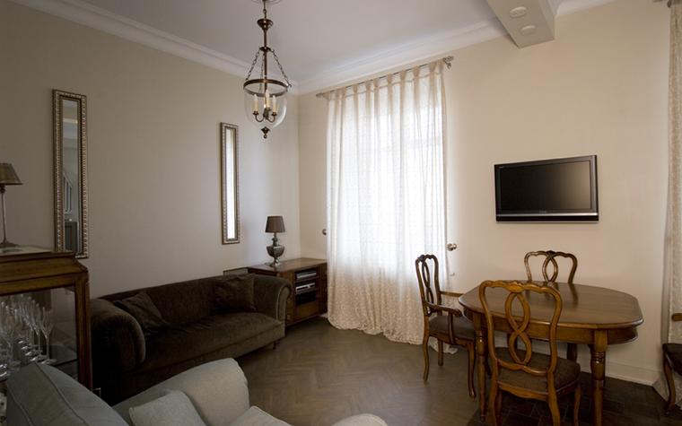 Фото № 18432 гостиная  Квартира