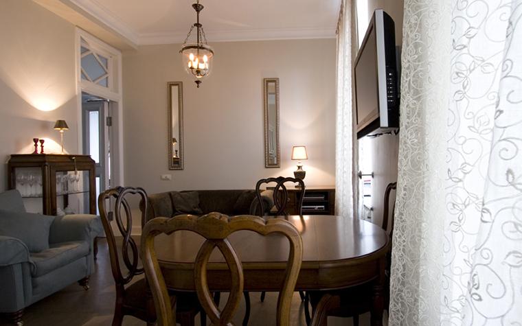 Фото № 18433 гостиная  Квартира