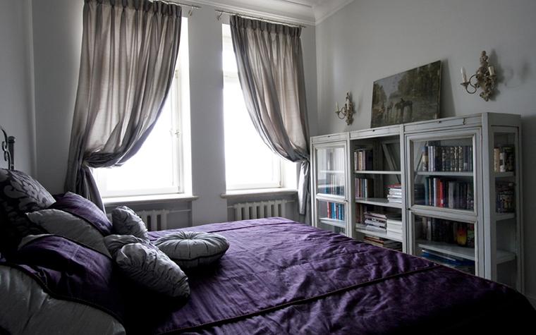 Фото № 18437 спальня  Квартира