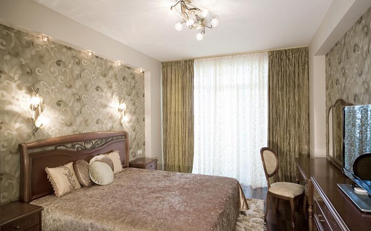Дизайн спальни 15 кв метров в классическом стиле