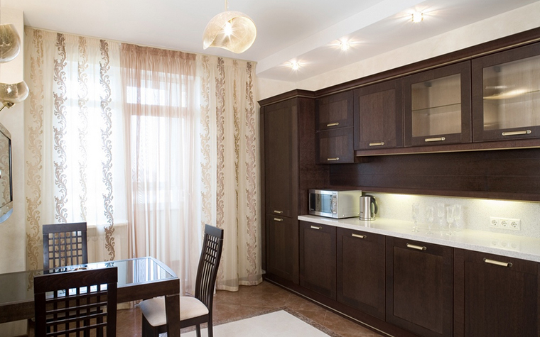 Фото № 18527 кухня  Квартира