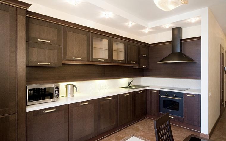 Фото № 18528 кухня  Квартира