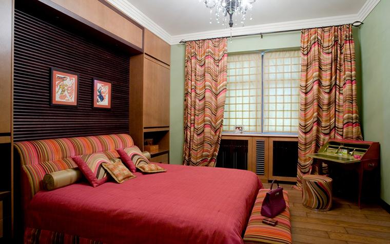 Фото № 18703 спальня  Квартира