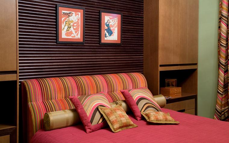 Фото № 18702 спальня  Квартира