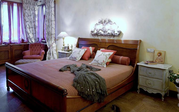 Фото № 18719 спальня  Квартира