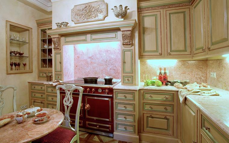 Фото № 18715 кухня  Квартира