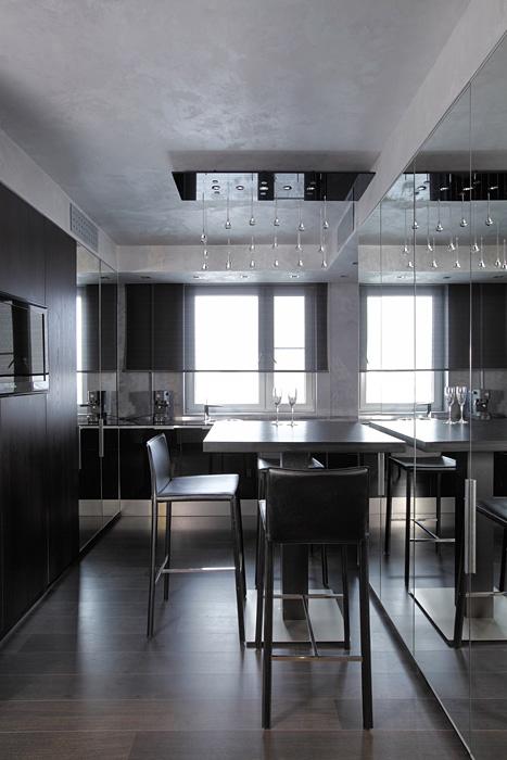 Квартира. кухня из проекта , фото №18794
