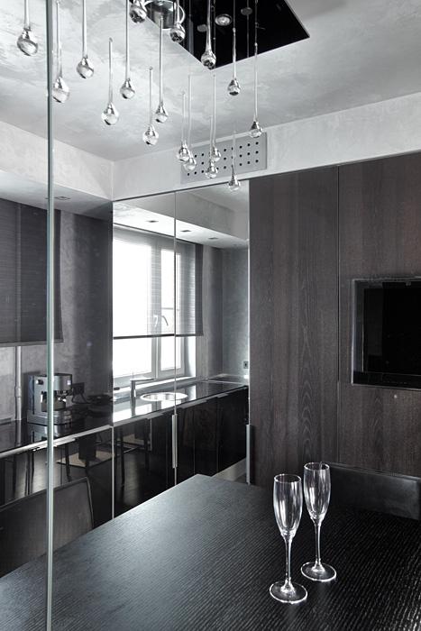 Квартира. кухня из проекта , фото №18795