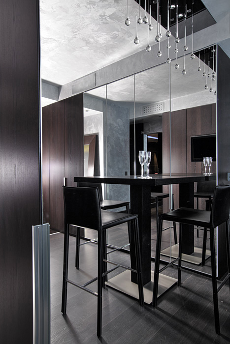Квартира. кухня из проекта , фото №18796