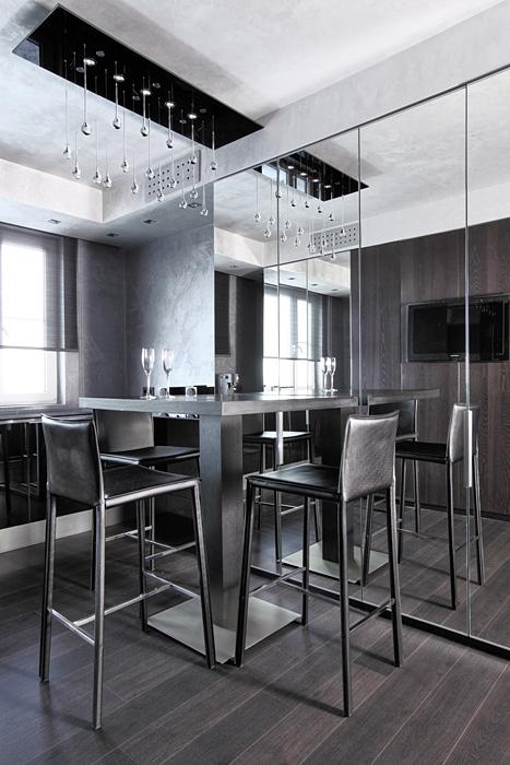 Квартира. кухня из проекта , фото №18797
