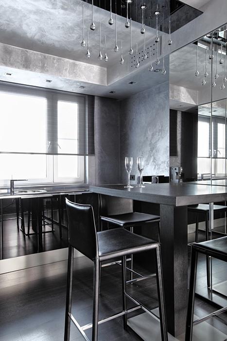 Квартира. кухня из проекта , фото №18798