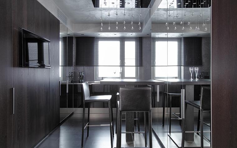Квартира. кухня из проекта , фото №18799