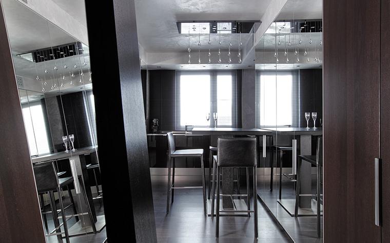 Квартира. кухня из проекта , фото №18800