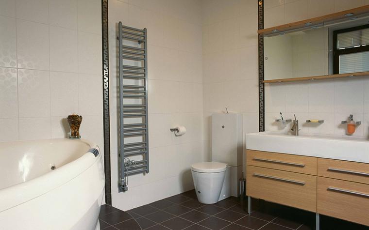 Квартира. ванная из проекта , фото №18817