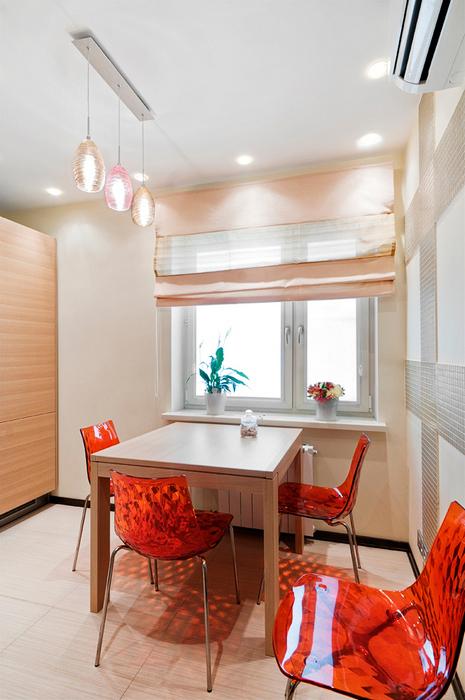 Квартира. кухня из проекта , фото №18922