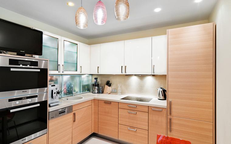 Квартира. кухня из проекта , фото №18923