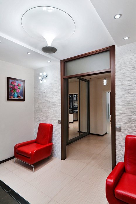 Квартира. холл из проекта , фото №18931