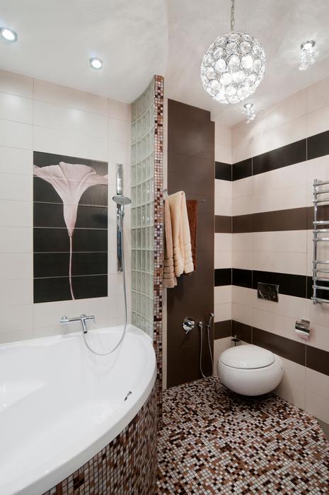 интерьер ванной - фото № 18957