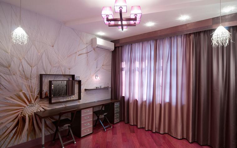 Квартира. спальня из проекта , фото №18954