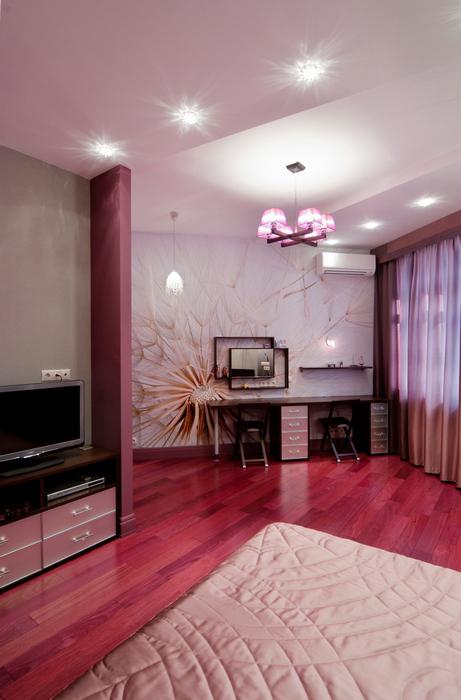 Квартира. спальня из проекта , фото №18955