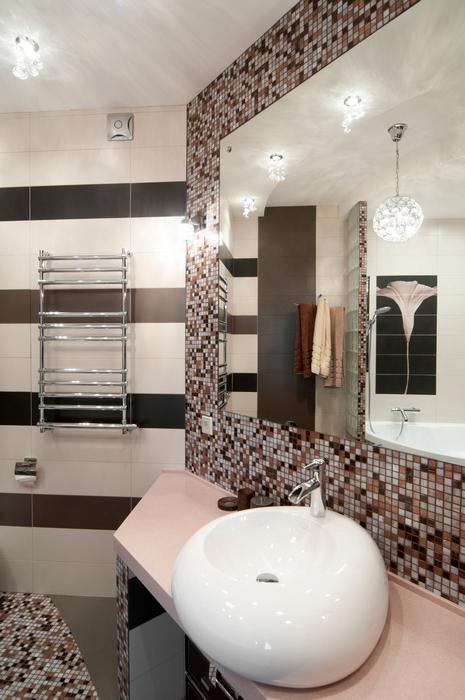 интерьер ванной - фото № 18958