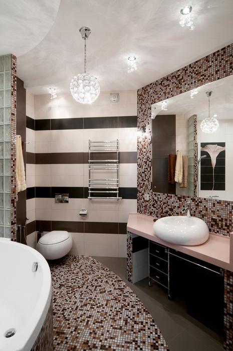 Квартира. ванная из проекта , фото №18964