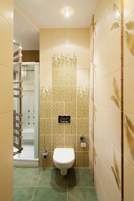 Квартира. ванная из проекта , фото №18960