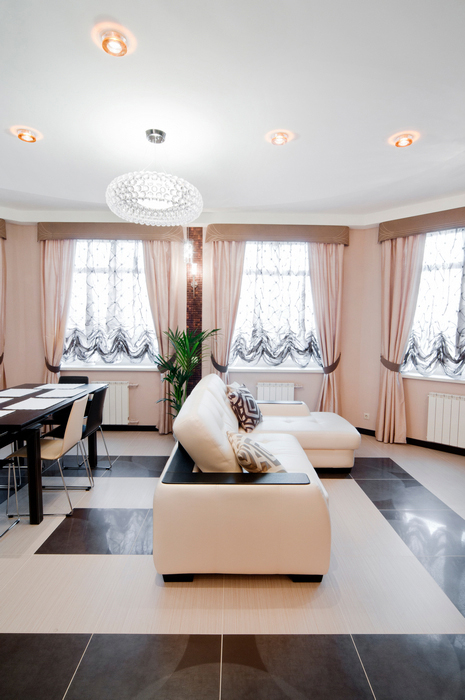 Квартира. гостиная из проекта , фото №18942