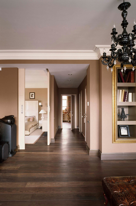 интерьер гостиной - фото № 19055